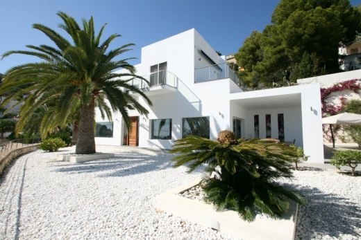 Modern Villa for sale in Moraira, sea view...
