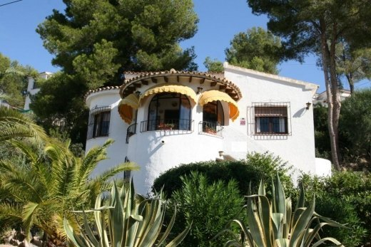 Villa for Sale in Villotel, Benitachell