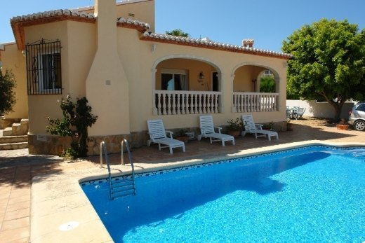 Villa for sale in Benitachell, Les Fonts