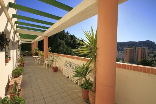 Penthouse for sale in Calpe, Spain