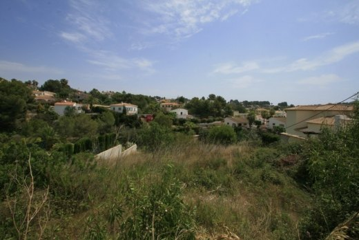 Plot for Sale in Benissa Coast