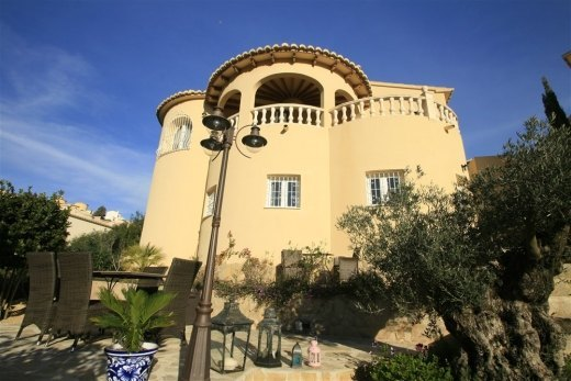 Villa for sale in Benitachell, Cumbre del ...