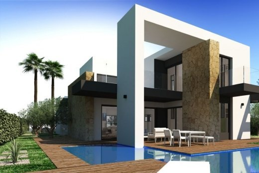 Luxury high-tech project for sale in Morai...