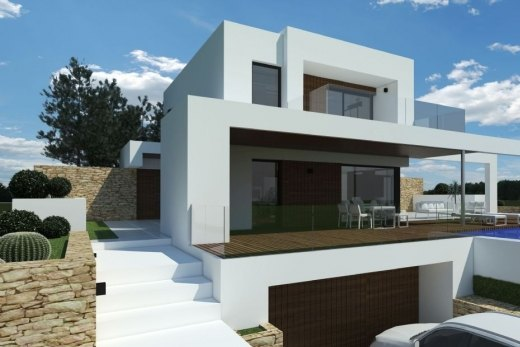 New construction project for sale in Morai...