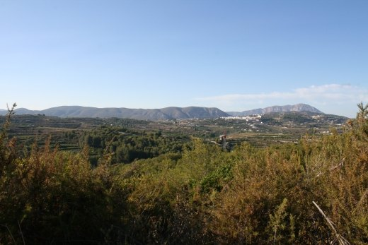 Two plots for sale in Benimeit