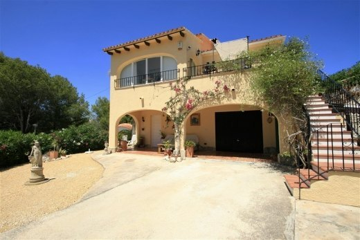 Detached property for sale in Benitachell