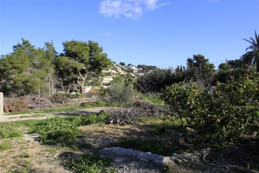 Plot for sale in Benissa, just 400m to the...