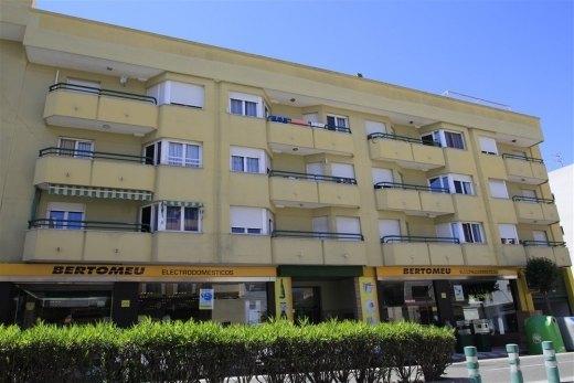 Second Floor Apartment For Sale In Teulada.