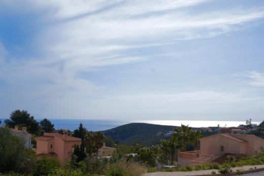 Plot for sale in Cumbre del Sol Benitachel...