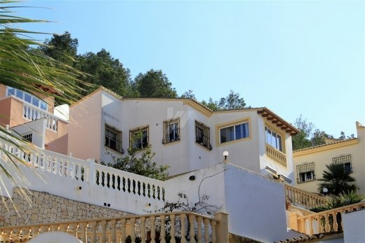 Villa for sale in Benitachell, mountain vi...