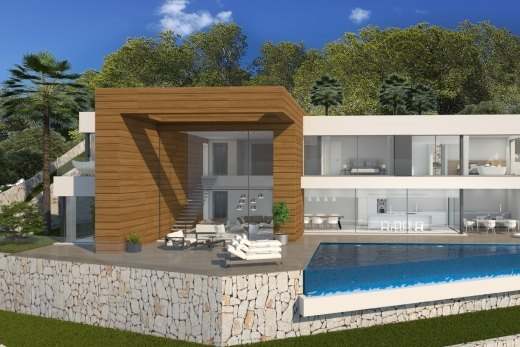 New construction for sale in Paichi, Morai...