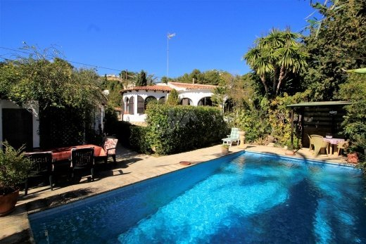 Private villa for sale in Benissa, Costa B...