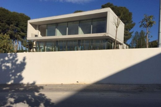 Spectacular New build villa for sale in Mo...