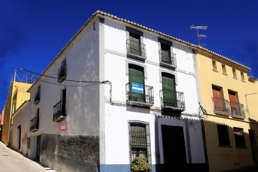 Traditional town house for sale in Teulada