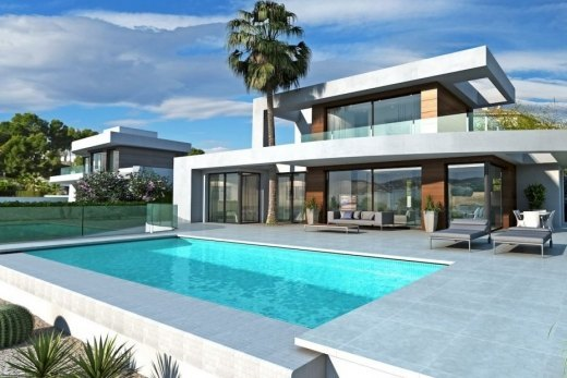 New construction for sale in Moraira