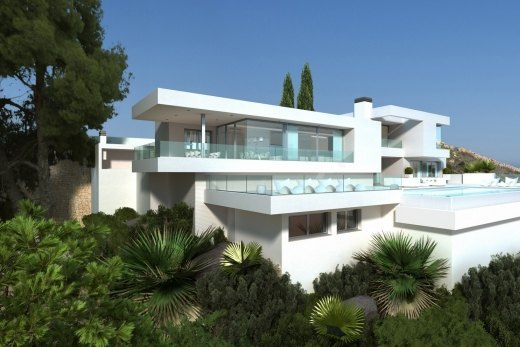 Luxury new construction for sale in Cumbre...