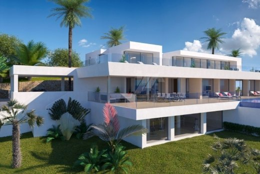 Luxury project for sale in Benitachell, Cu...