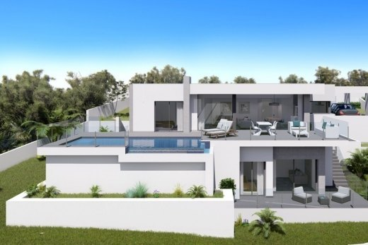 Modern project for sale in Cumbre del sol,...
