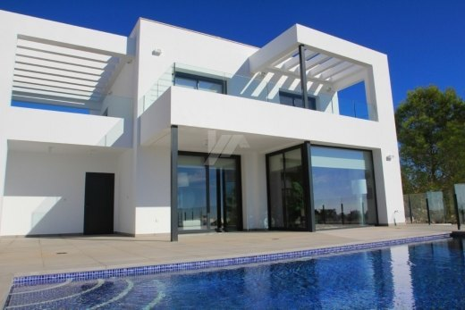 Moder new build for sale in Benitachell, C...