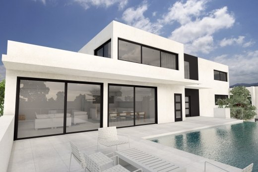 Luxury villa for sale in Calpe