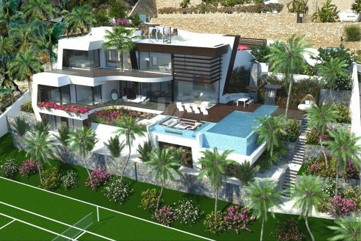 New construction for sale in Benissa, pano...
