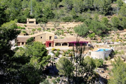 Luxury finca for sale in Benissa, Costa bl...