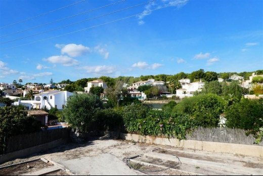 Plot for sale in Moraira, 300 meters from ...