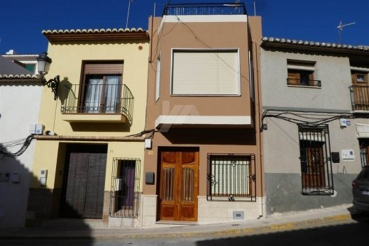 Townhouse for sale in Teulada-Moraira, Cos...