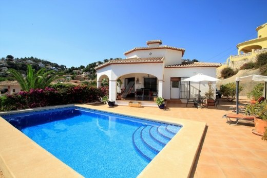 Immaculate villa for sale in Benissa, Cost...