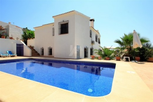 Detached villa for sale in Benitachell, Co...