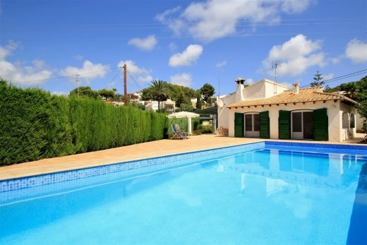 Villa for sale in Moraira, walking distanc...