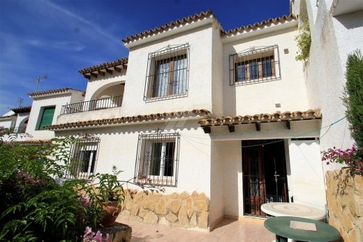 Bungalow for sale in Moraira, walking dist...