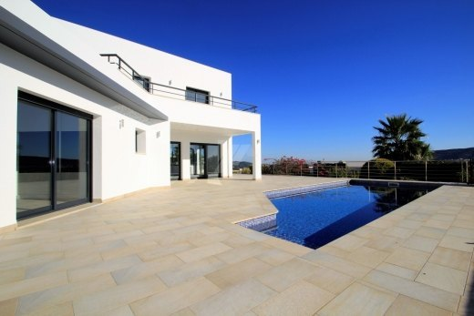 Modern villa for sale in Benitachell, Cost...