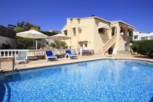 Beautiful Villa for sale in Benitachell, C...