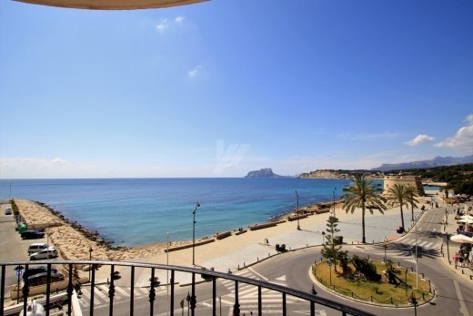 Panoramic sea view apartment for sale in M...