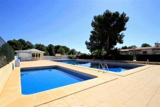 Bungalow for sale in Moraira, Costa Blanca...