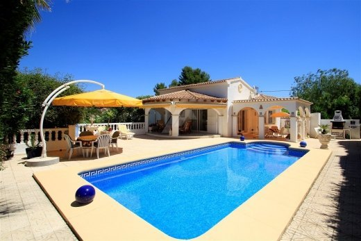 Fantastic Villa for Sale In Moraira, Costa...