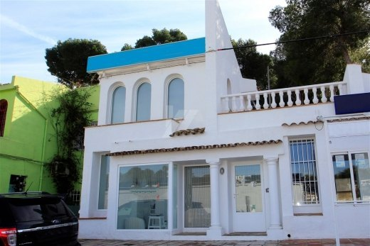 Commercial property for sale in Moraira, C...