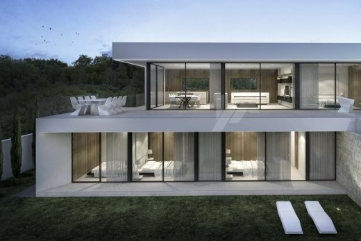 New build property for sale in Moraira, Co...