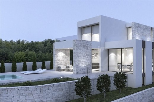 New build villa for sale in Benissa, Costa...