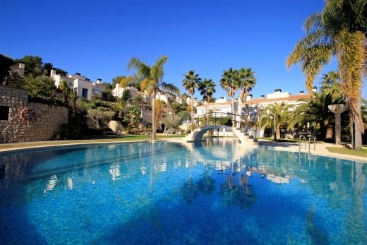 Property for sale in Moraira, Costa Blanca...