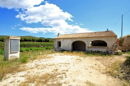 Finca for sale in Teulada, Costa Blanca.