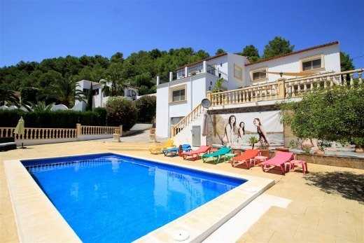 Villa for sale in Benissa, Costa Blanca.