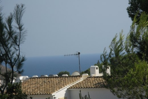 Plot for Sale in El Portet, Moraira