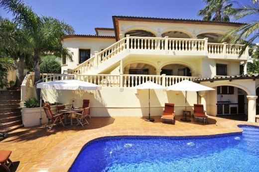 Villa for Sale in Benimeit, Moraira