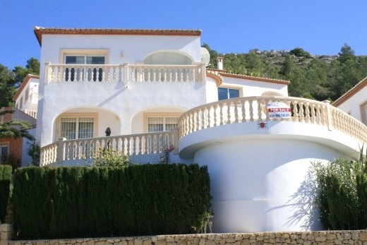 Villa for sale in Benitachell, Los Romeros
