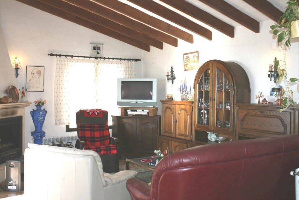 Villa for Sale in Benimeit, Moraira