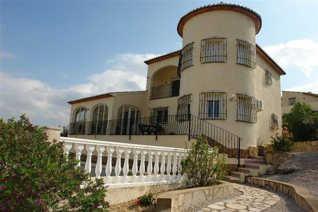 Venta Villa Alcalali