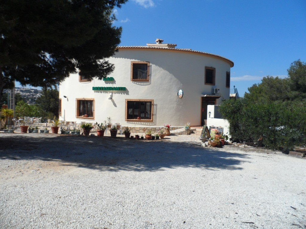 Vendre Local commercial Moraira
