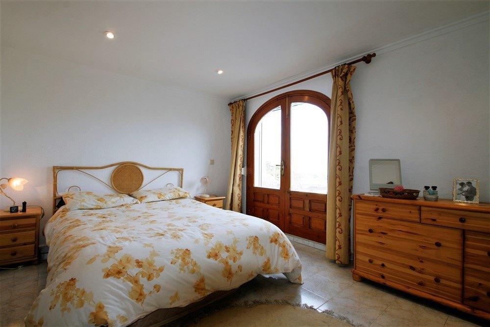Villa for Sale in Javea, sea views.